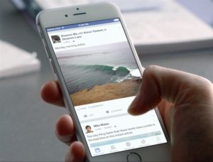 social network facebook video