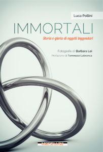 immortali - Luca Pollini - Morellini editore