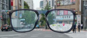 Smart Glasses innovativi con realtà aumentata