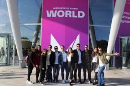 Team Oikosmos al Marketers World 2019