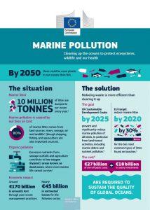 Situazione dell'inquinamento marino