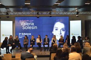 Gruppo Valeria Solesin con delle studentesse
