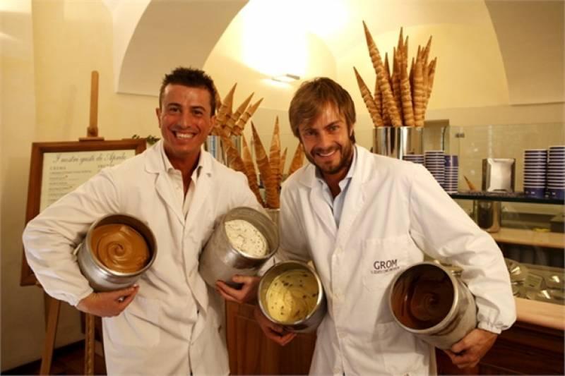 Guido e Federico Martinetti