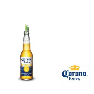 Birra Corona, sale e limone