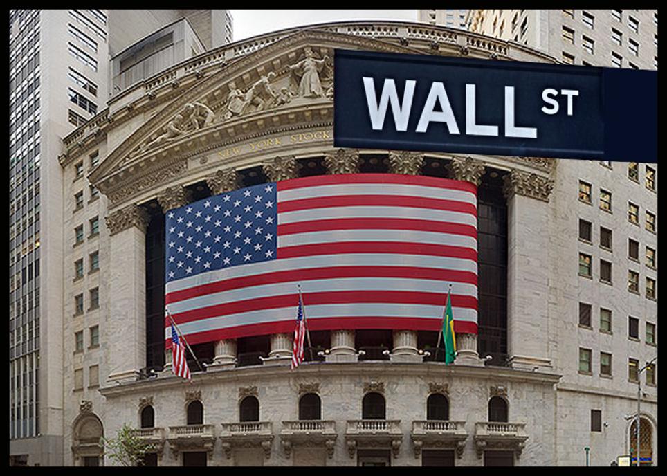 Dal pavimento di un soggiorno a Wall Street