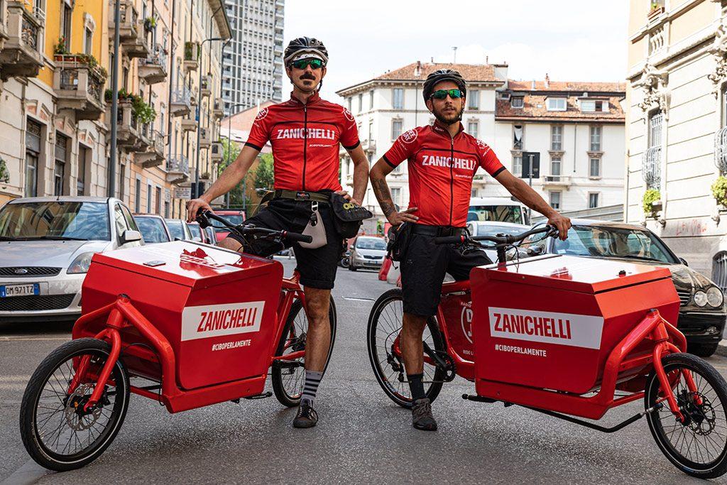 Zanichelli: la cultura a portata di bici