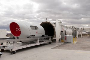 Hyperloop: il treno del futuro