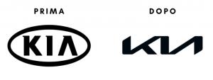 Kia modifica il suo logo