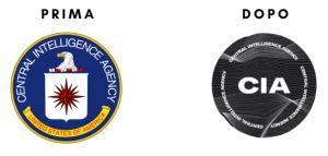 La CIA modifica il suo logo