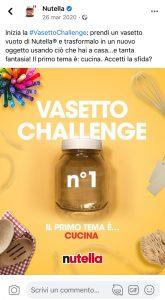 Vasetto Challenge