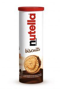Nutella Biscuits in tubo e l'articolata campagna digital