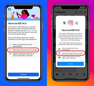 Facebook ed Instagram a pagamento?